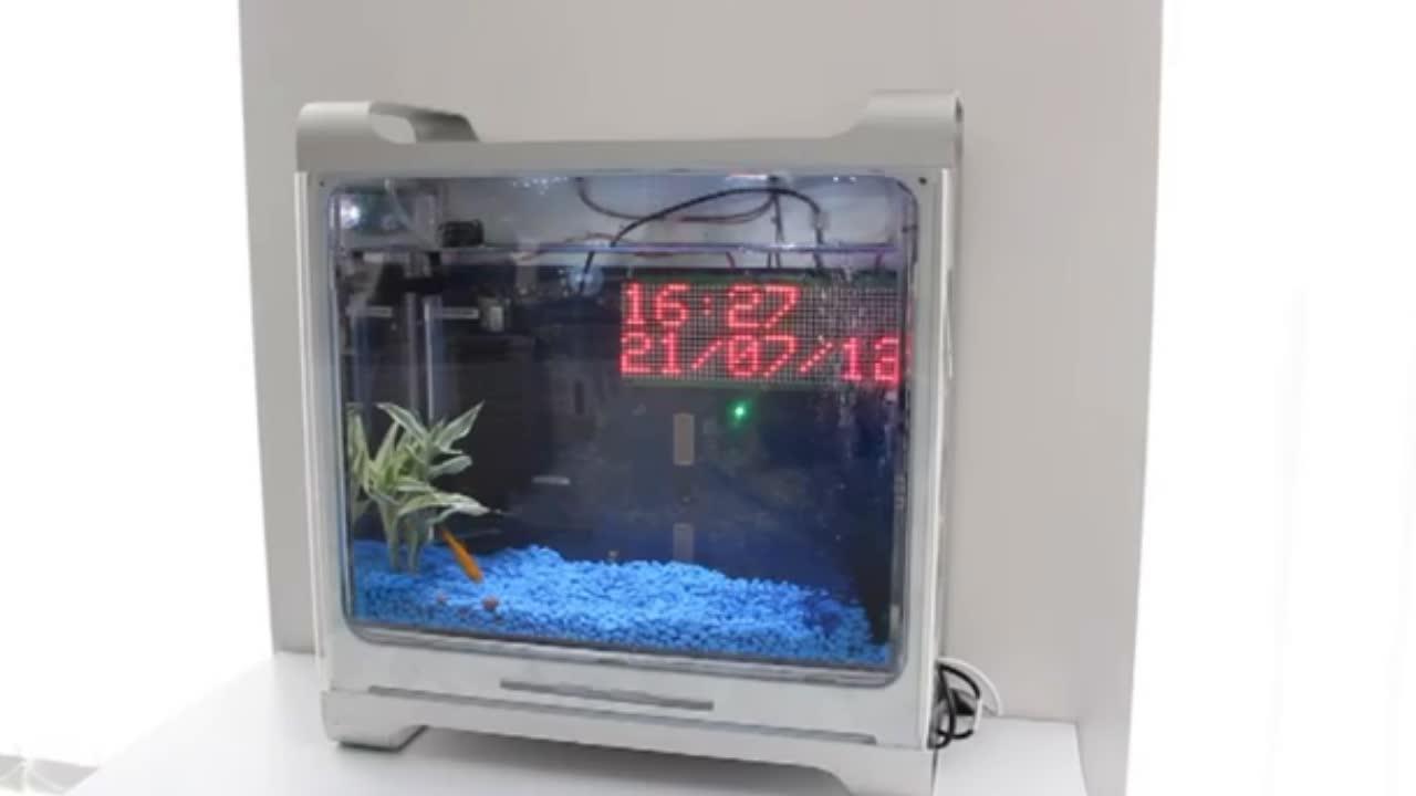Internet Enabled Fishtank